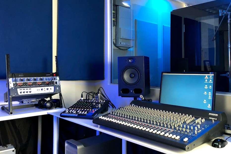 Dubbing studio C