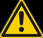 mastering studio warning