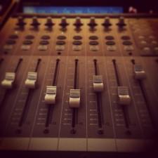 sound recording studios